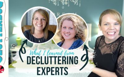 What I Learned from Decluttering Experts