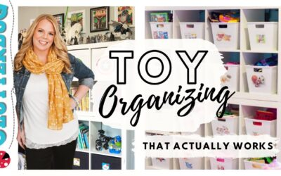 Toy Organizing Ideas (that ACTUALLY Work) 🎉