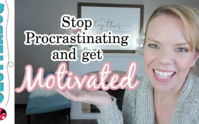 How to Stop Procrastinating and REALLY get Motivated