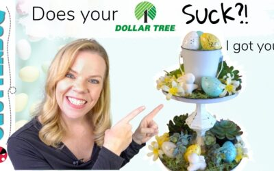 Does your Dollar Tree suck?! Mine too. I got you.