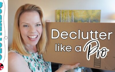 How to Declutter Like a Pro