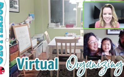 Virtual Organizing – Amelie's Craft Center