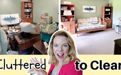 Cluttered to Clean – The Spare Room ..