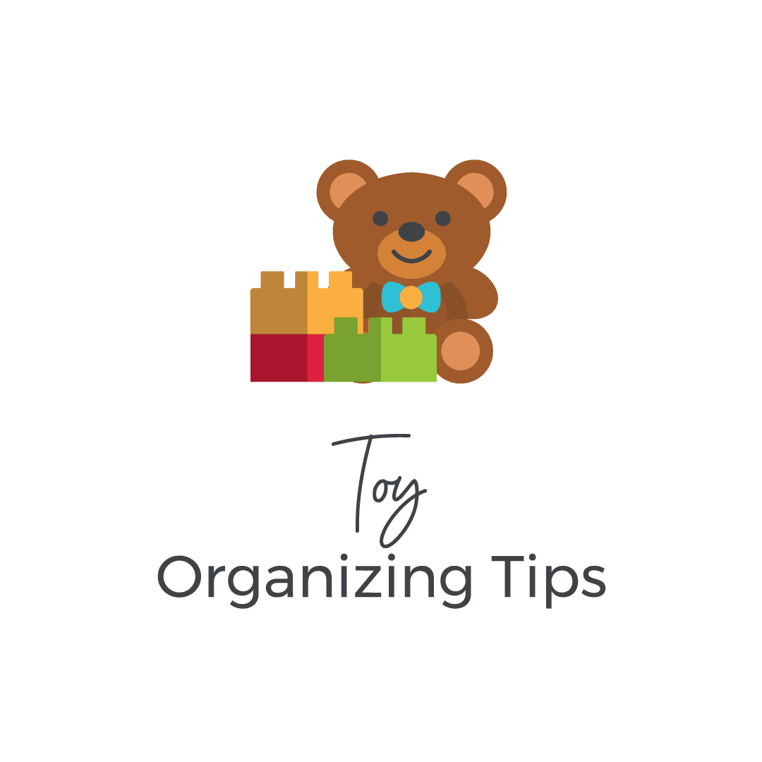 Toy Organizing Tips
