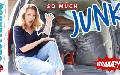 My Fall Decluttering & Cleaning Routine – Goodbye JUNK!  😱 😳