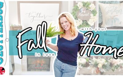 Easy Home Updates to 🍂Fall 🍂 in Love with your Home