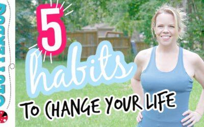 New Habit Challenge – 5 Weeks to Change Your Life ✅